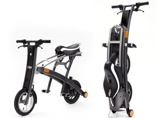 電動バイクStigo「S1」