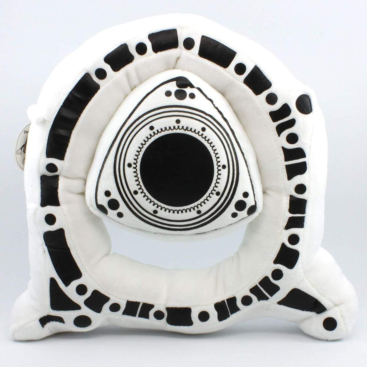 ロータリーエンジンデザインのクッション 「Rotary13B1」