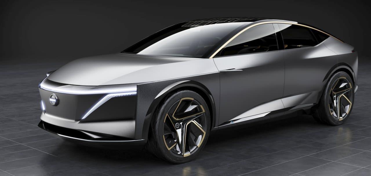 日産、新型セダンを上海モーターショー2019で世界初公開
