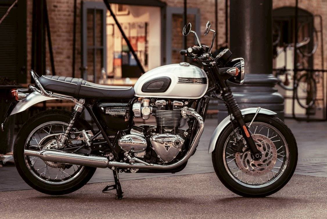 トライアンフ、2019年限定モデル「THRUXTON TFC」「NEW BONNEVILLE T120 ACE & DIAMOND EDITION」