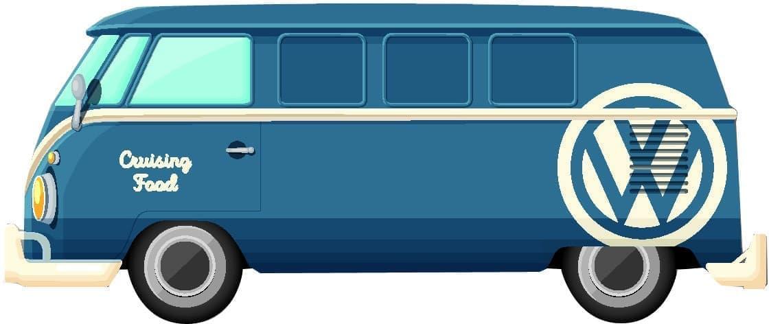 ワーゲンバスを貸す「バスカスフェス」、4月から本格稼働
