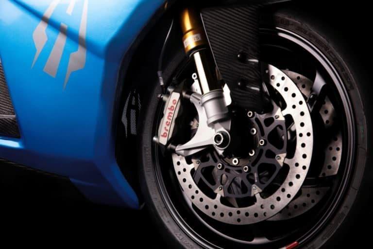 電動スポーツバイクLightning「Strike」