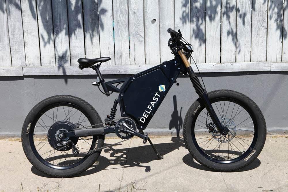 航続距離世界一の電動バイク「Prime」を製造するDelfastが、新製品「Partner」を販売開始した。