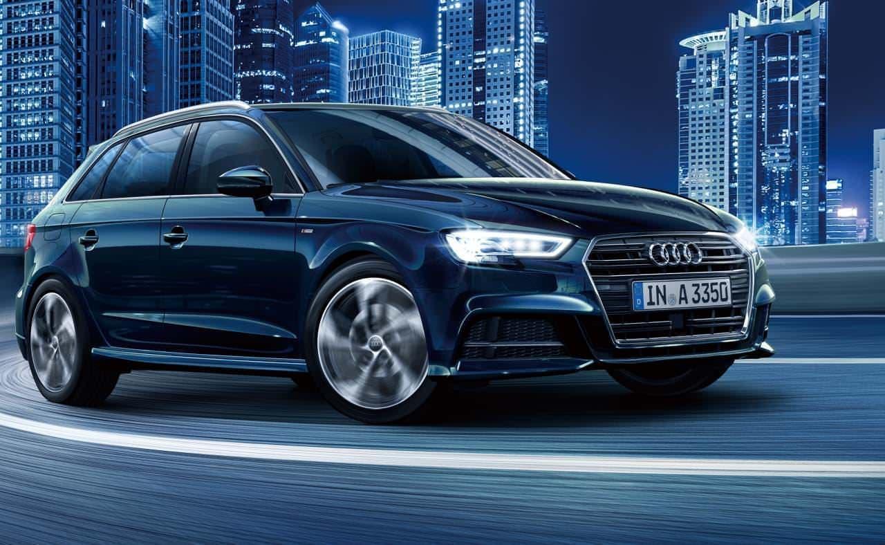 Audi「A3」に限定車「S line dynamic limited」