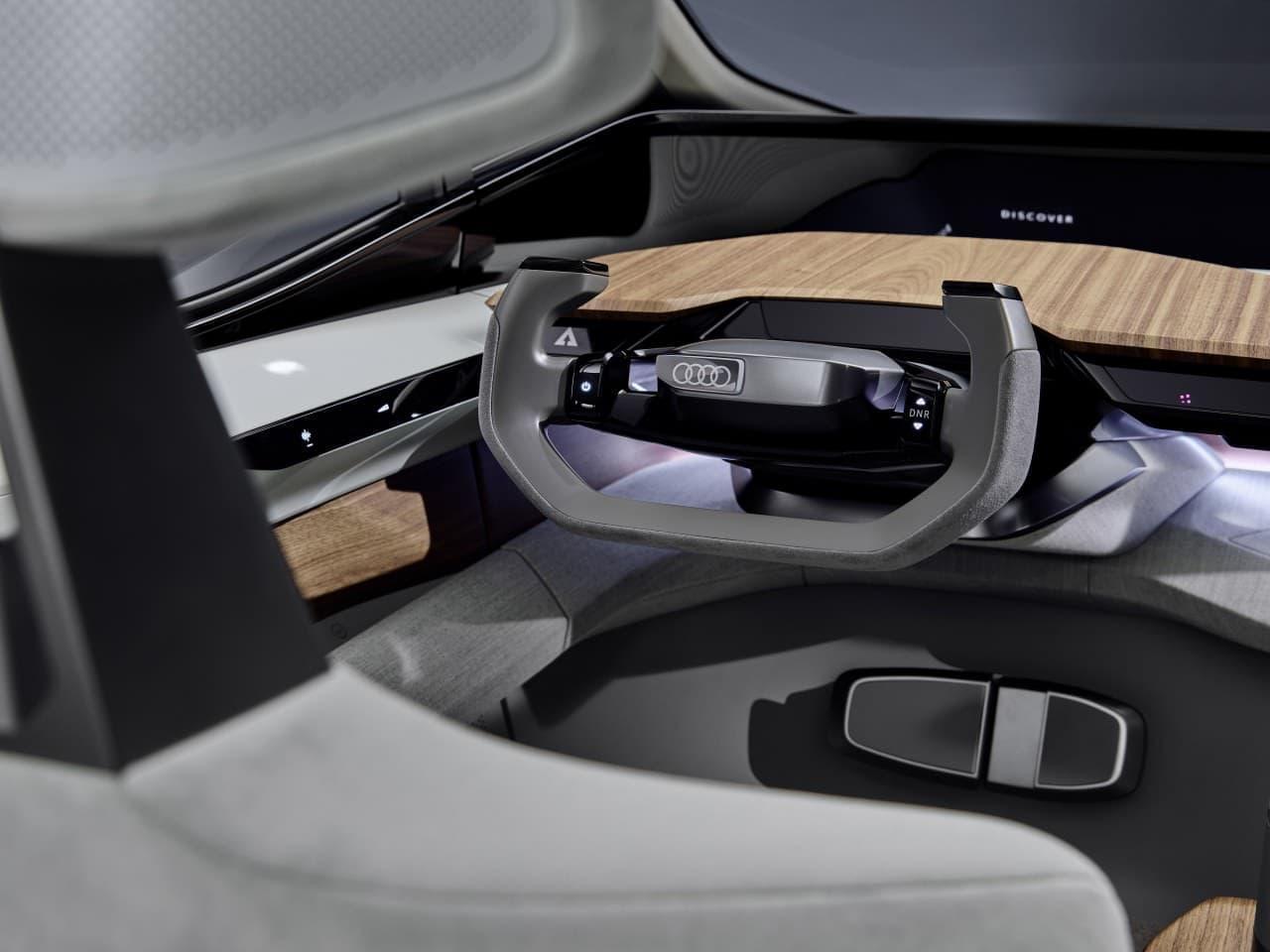 Audi「AI:ME」を上海モーターショーで発表