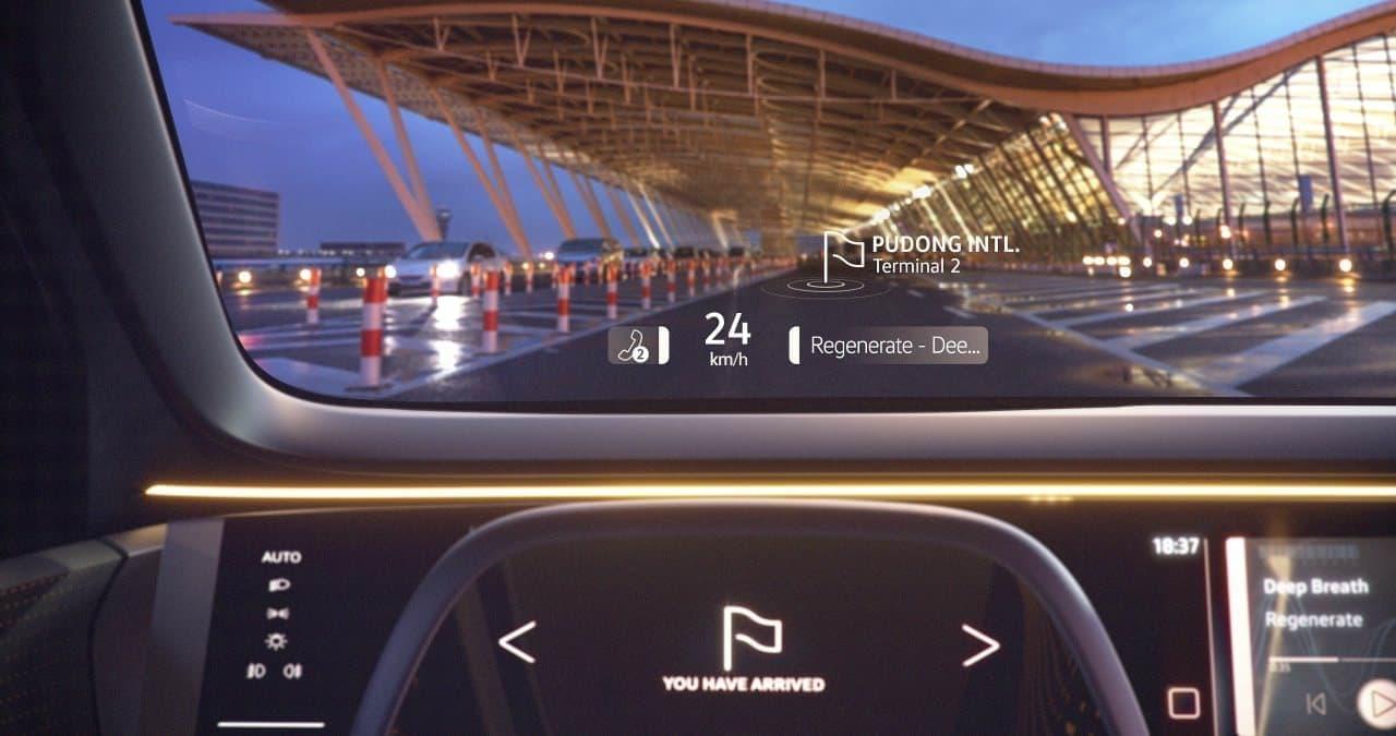 電動SUVコンセプトカーVW「ID. ROOMZZ」