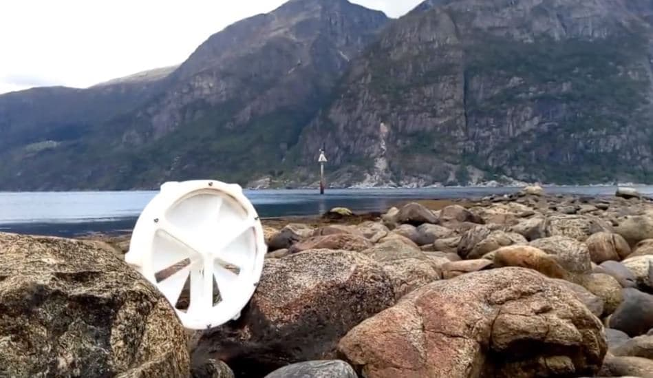 キャンプ用の風力発電機「GIGA」