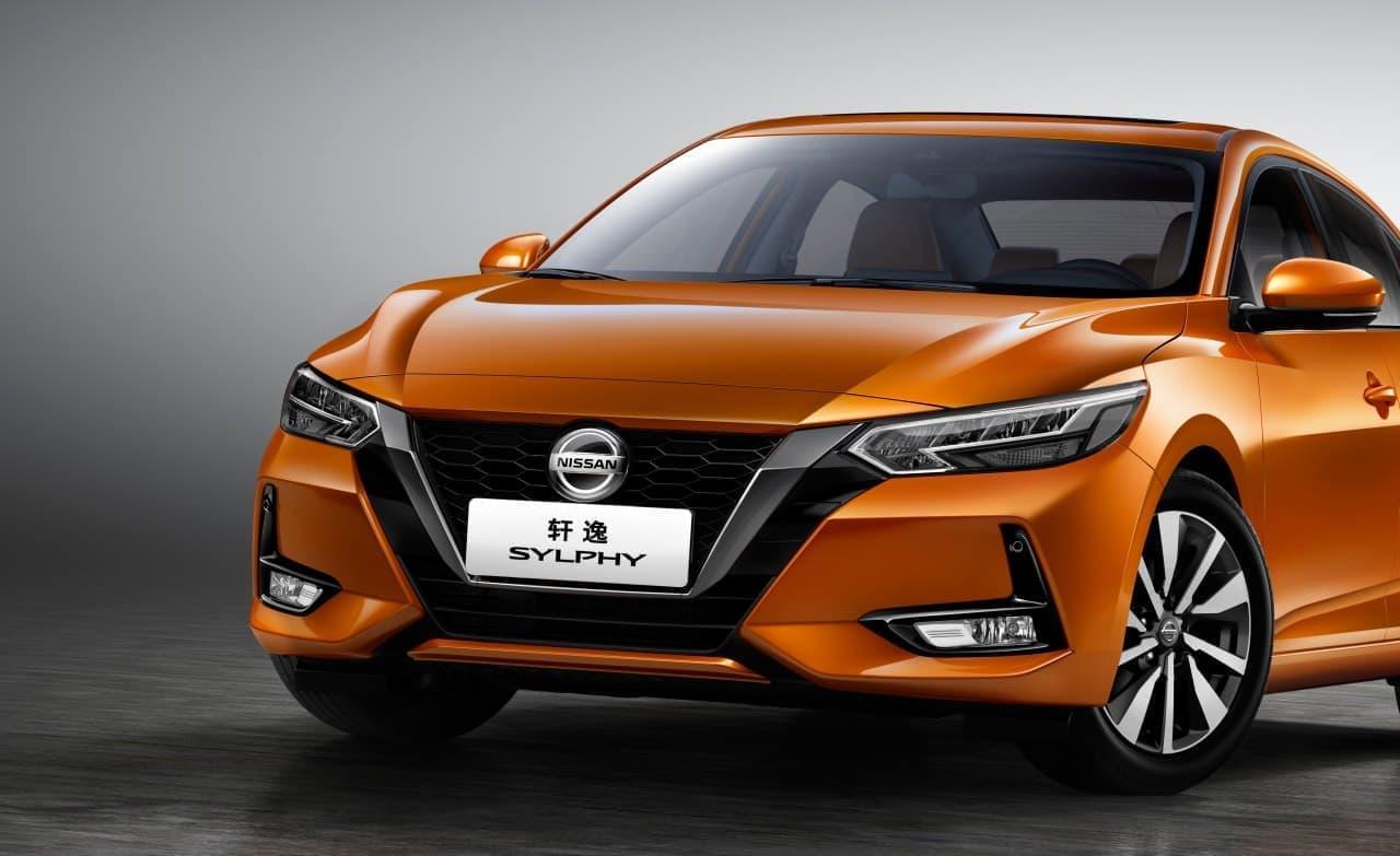 日産 新型「シルフィ」を上海モーターショー2019で世界初公開