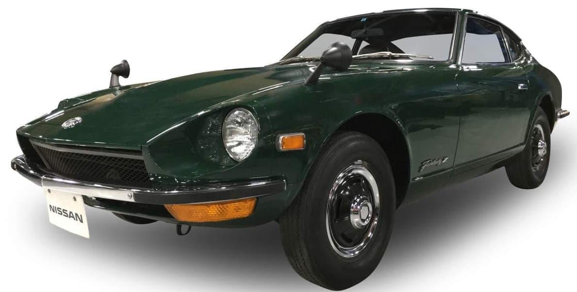 日産「フェアレディZ」生誕50周年を祝う期間限定モデル「フェアレディZ 50th Anniversary」