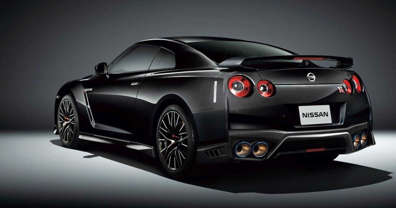 日産「GT-R」2020年モデルを発表