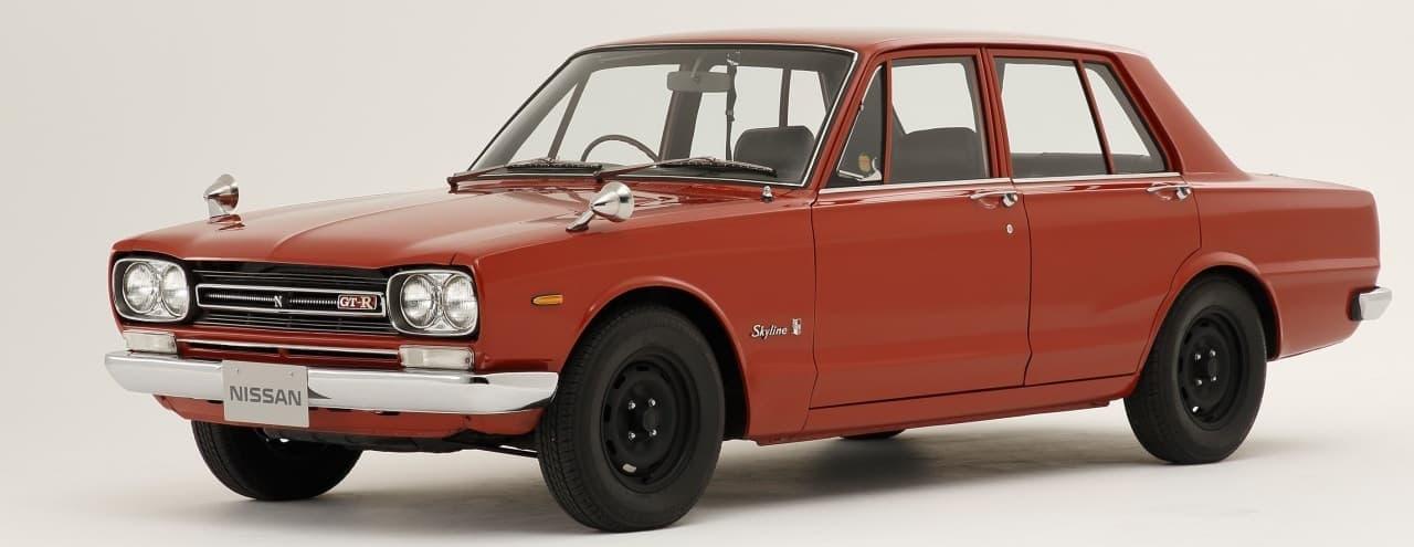 E1東名開通50周年、日産「GT-R」「フェアレディZ」誕生50周年を記念した特別イベント