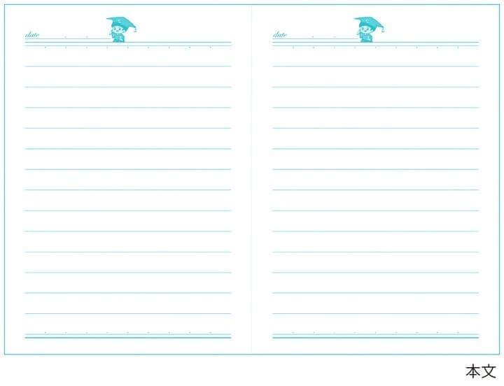 1970年のジャポニカ学習帳 表紙デザインを再現!「あのころノート」