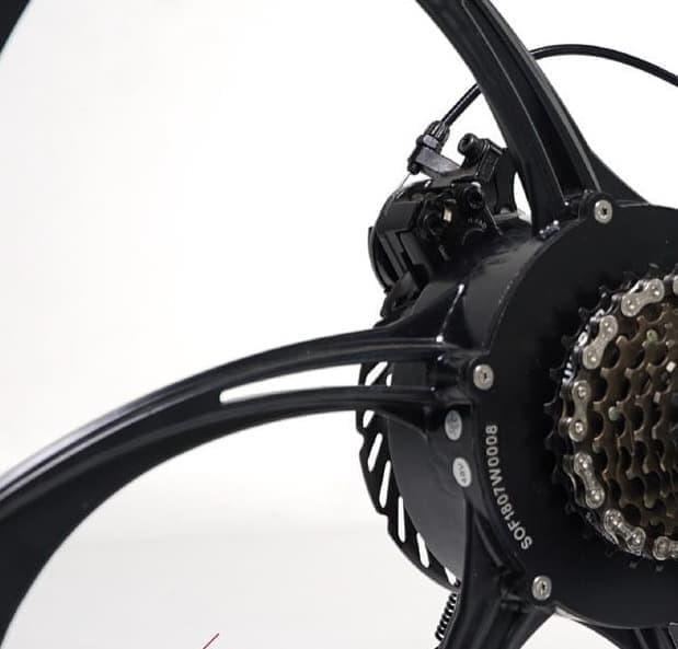"""フレーム重わずか1.36キロ""""全部入り""""のE-Bike EMOV「Brina2」"""