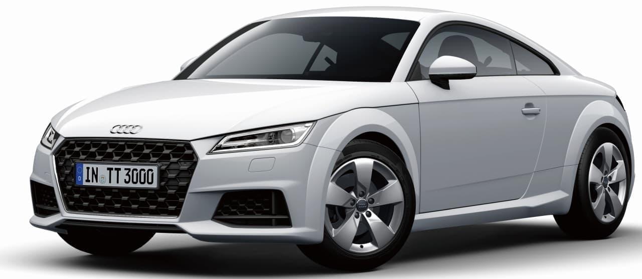 Audi「TT」シリーズ改良