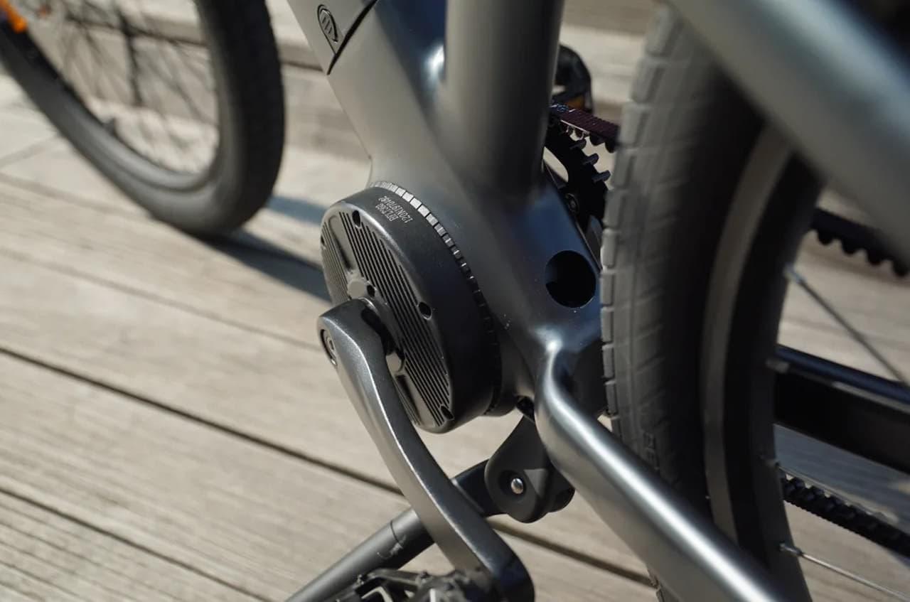 バッテリーを格好良く見せるE-Bike、FUELL「FLUID」―