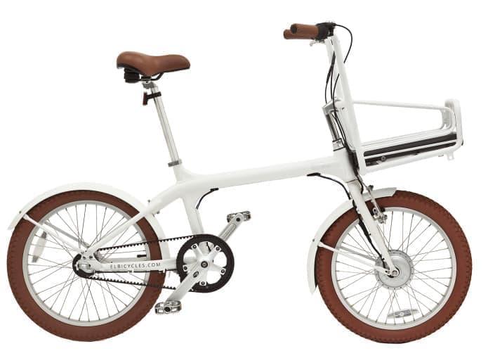 ミニマル・デザインの自転車Elbi Cycles「EL」シリーズ