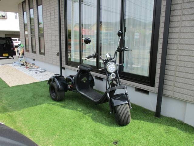 普通自動車免許で公道を走れる電動三輪車「Kintone Trike」、Makuakeで先行販売開始