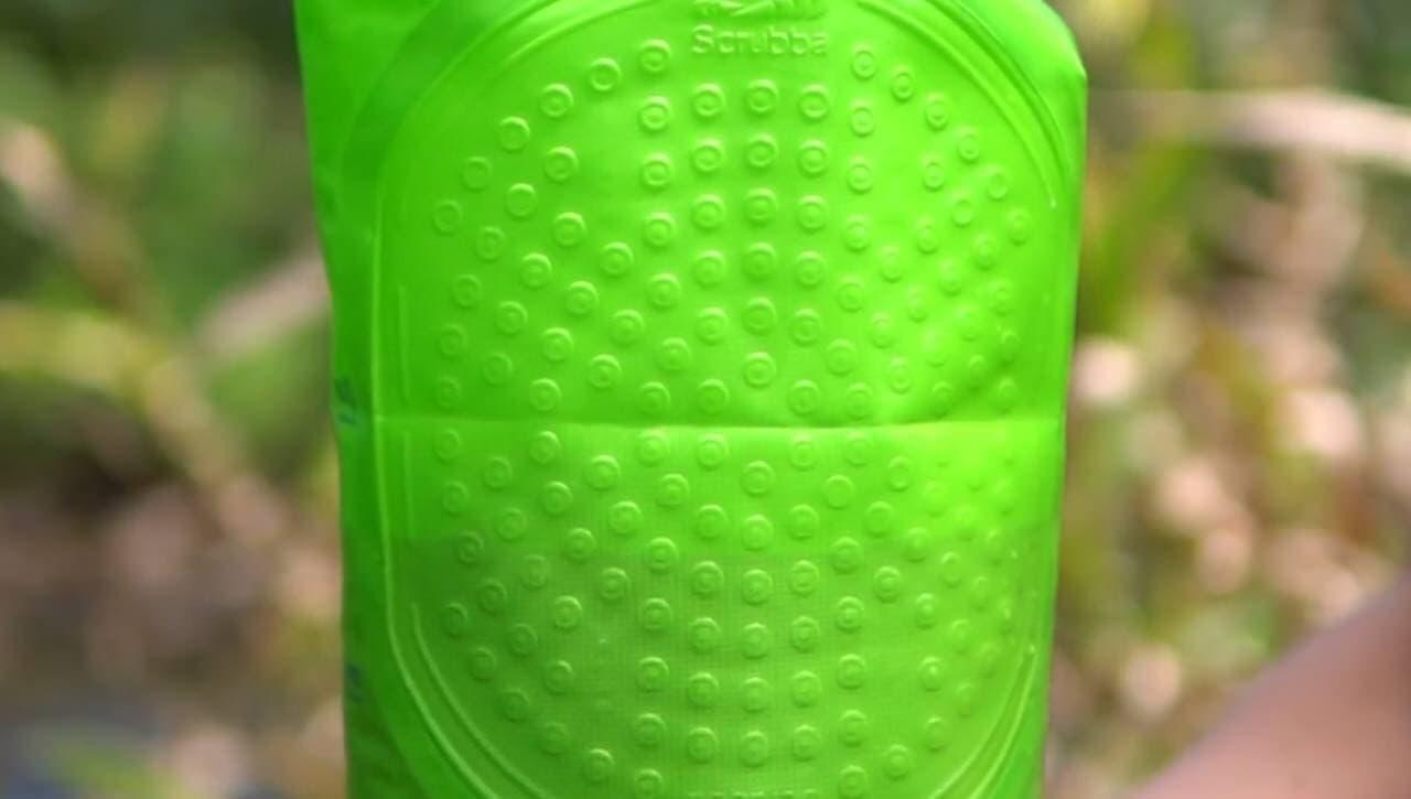 Scruba Miniは、半分サイズのウォッシュバッグ