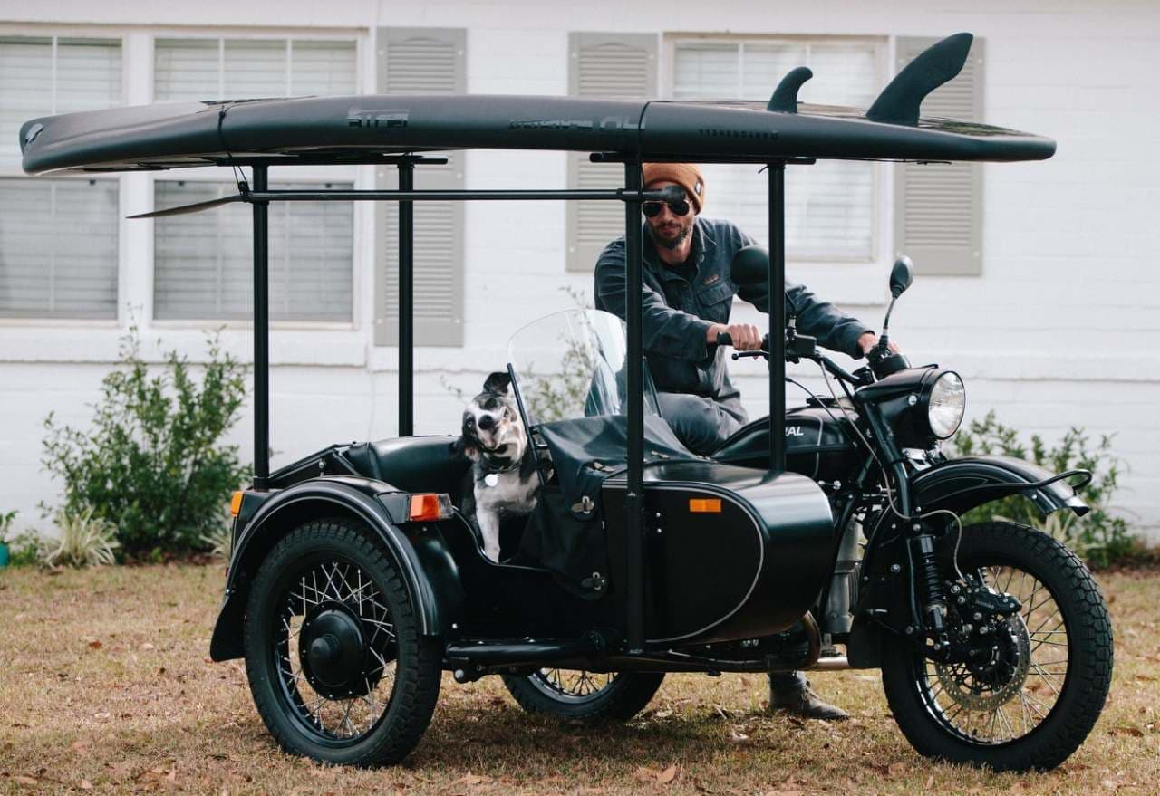 SUPのBOTEによる「URAL TOURIST & BLACKOUT HD BOARD PACKAGE GIVEAWAY」