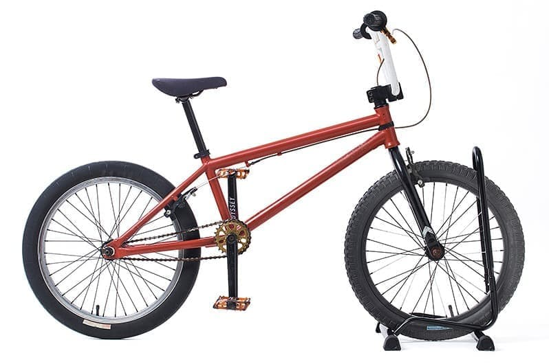 16~29インチに対応した自転車スタンド「800-BYST7」