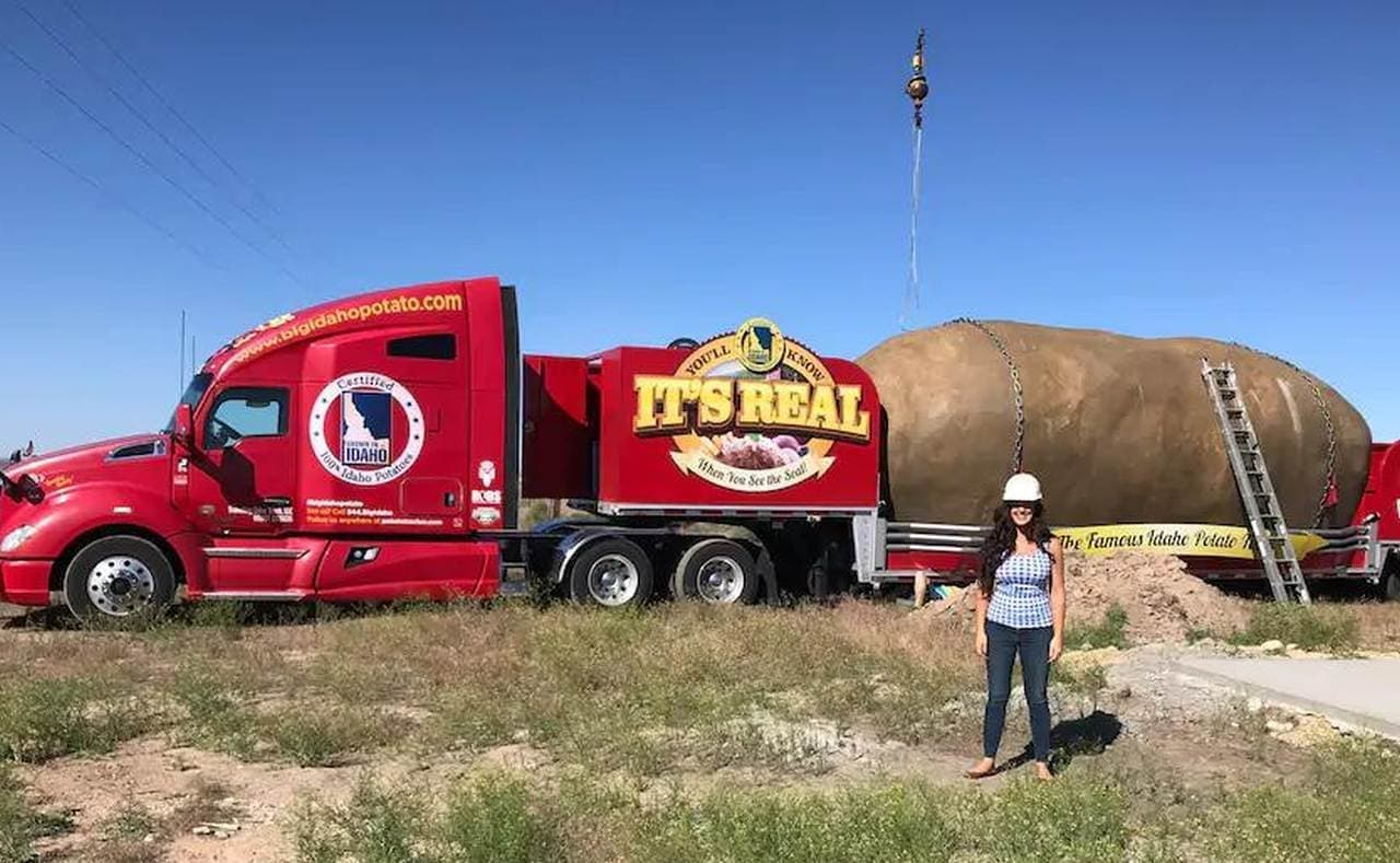 Big Idaho Potato Hotel
