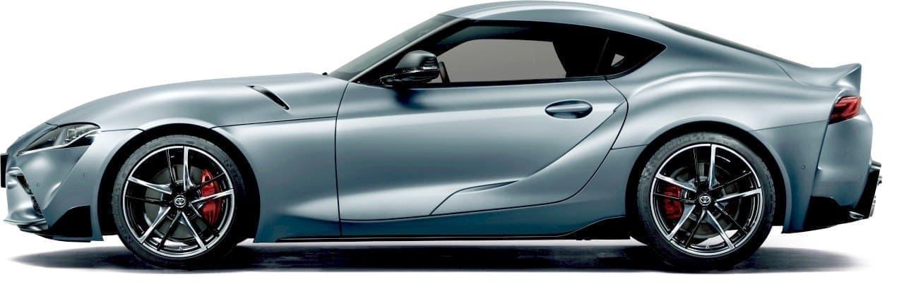 トヨタ新型「スープラ」発売