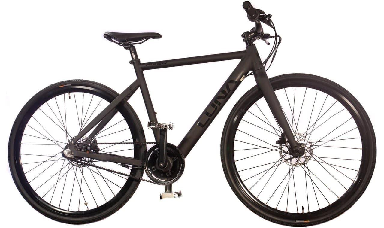 過去最高にステルス ― 電動アシストに見えない電動アシスト自転車