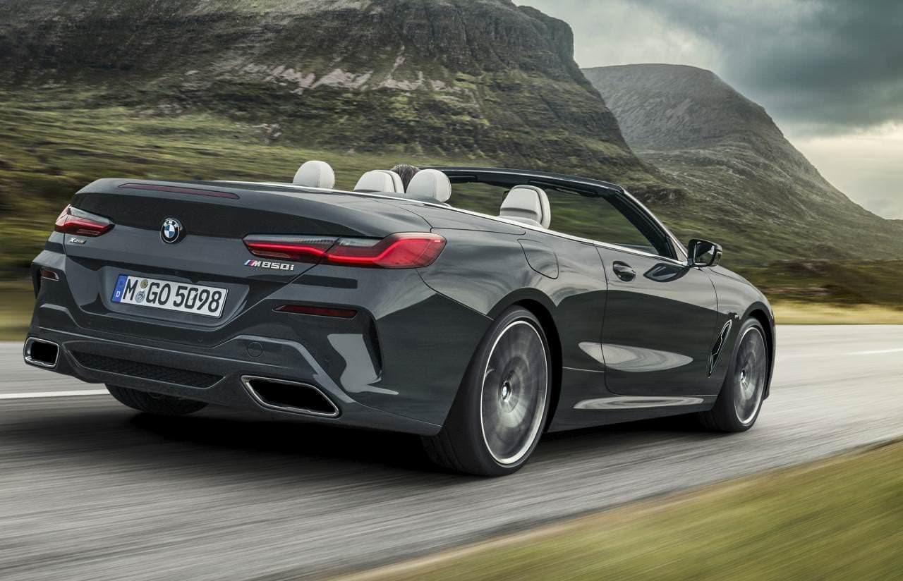 BMW 8シリーズにディーゼルエンジン搭載モデル登場―1,750rpmで680Nmを発生