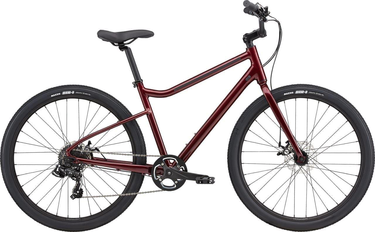 快適で、思わず出掛けたくなる自転車 ― キャノンデール「Treadwell」発売