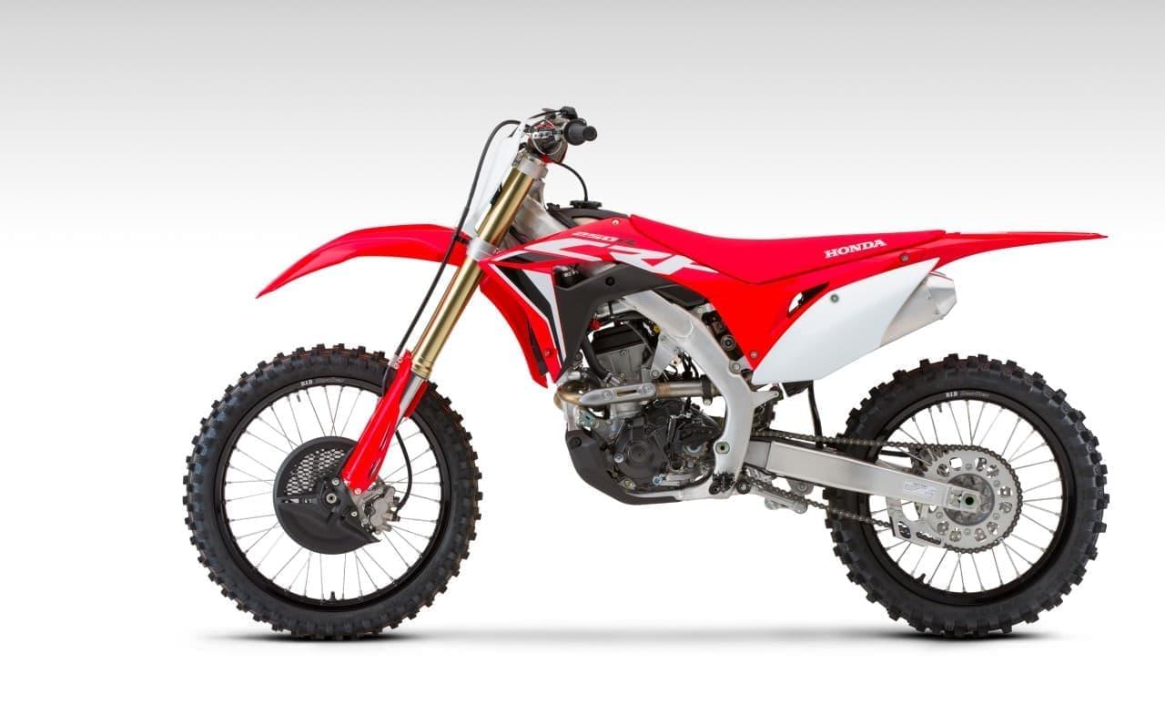 ホンダ「CRF250R」「CRF250RX」2020年モデル発売