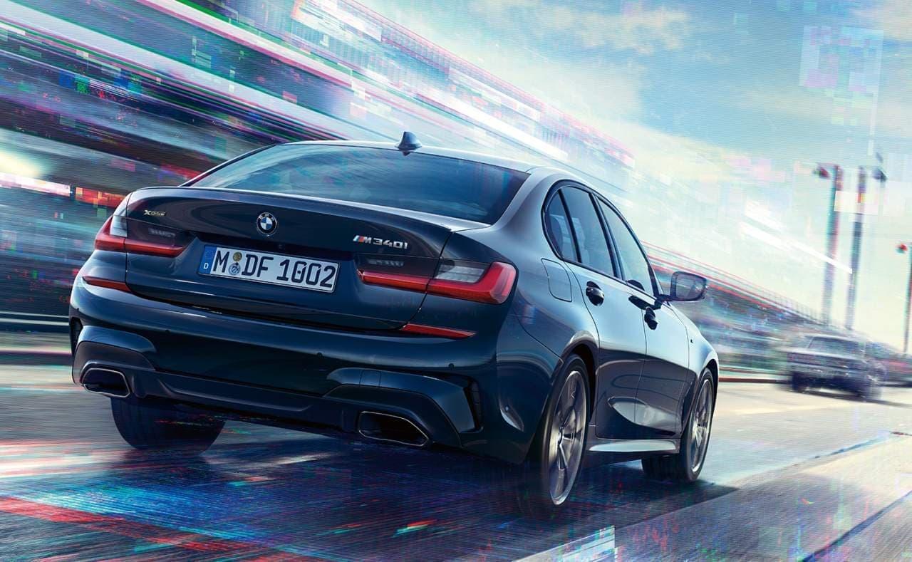 BMW3シリーズM340i xDrive