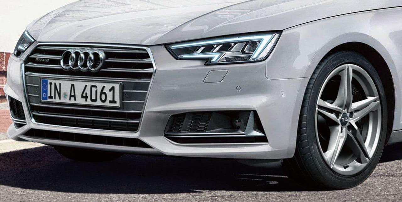 Audi「A4」に特別仕様車「Meisterstueck」