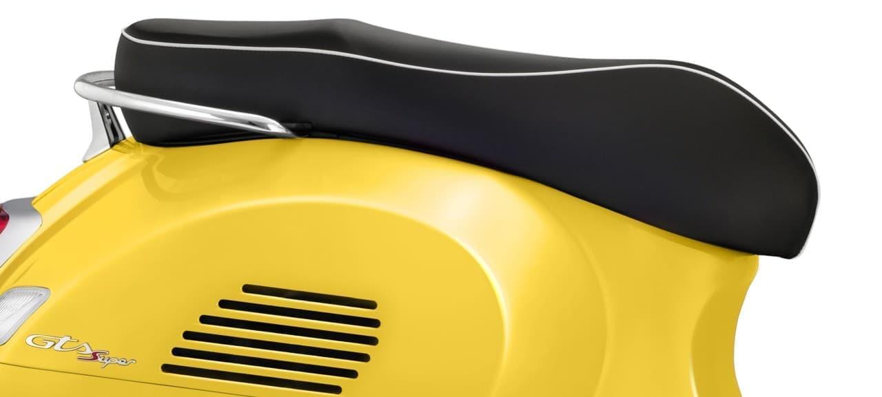 ベスパのGTSシリーズに2019年モデル「GTS Super 150」「GTS 300 Touring」