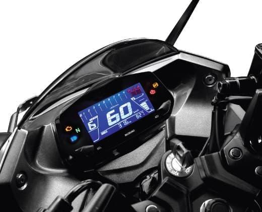 スズキ 排気量をアップした「GIXXER SF 250」をインドで販売開始