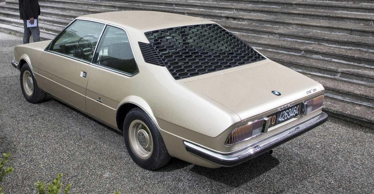 BMWが「BMW Garmisch」を公開