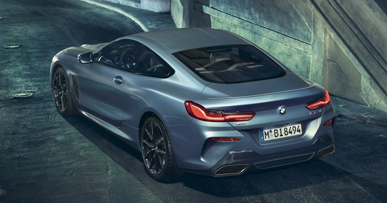 BMW 8シリーズに限定車「M850i xDrive First Edition」―BMW Individualの装備を採用