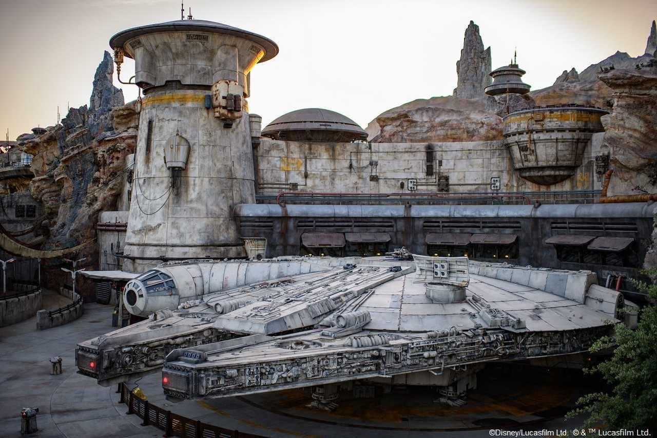 米ディズニーランド・パークのニューテーマランド「スター・ウォーズ:ギャラクシーズ・エッジ」