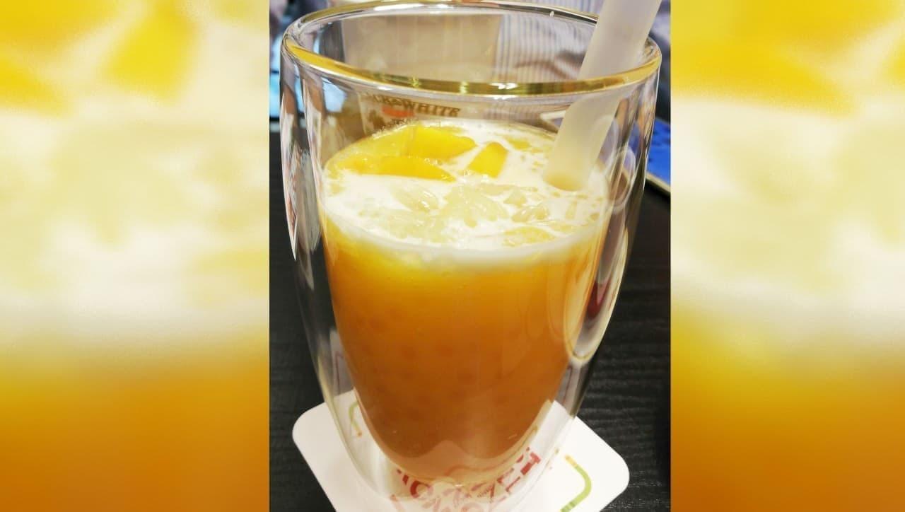 マンゴータピオカ、今年も6月1日スタート―毎日20杯限定