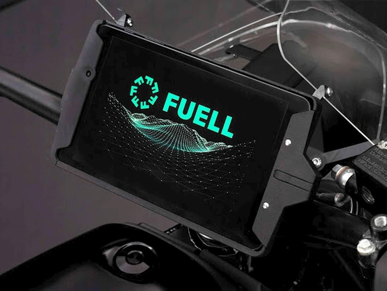 エリック ビューエル氏による電動バイクFuell「Flow」