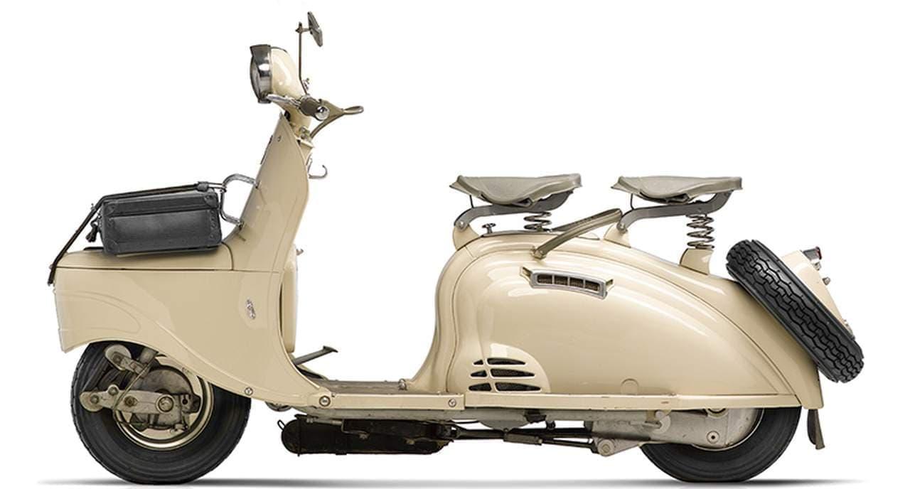 参考画像:1950年代の「プジョーS55」