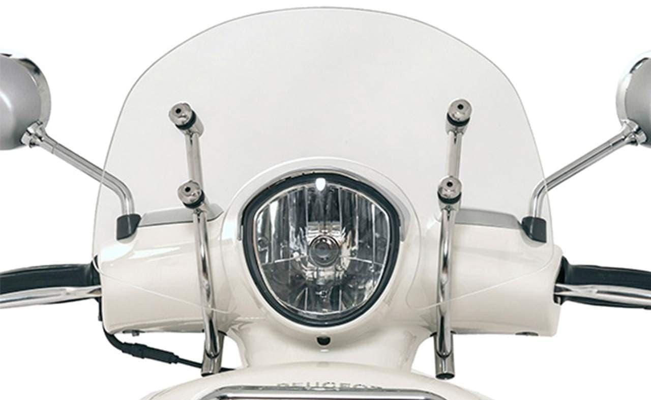 プジョー「ジャンゴ125」に、レトロイメージの特別仕様車「クリームエディション」