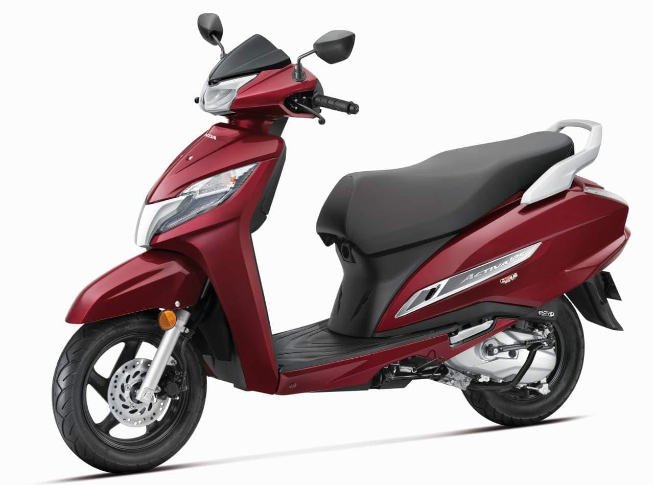 ホンダ新型「Activa125」、インドで発表