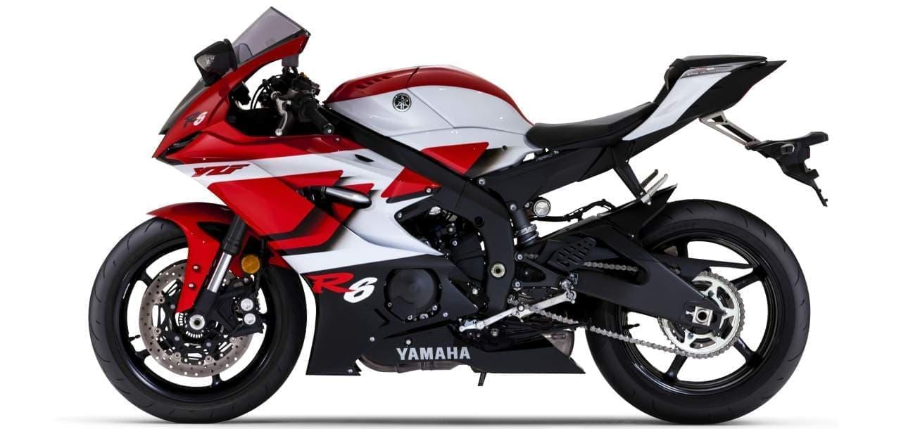 ヤマハ「YZF-R6」20周年記念モデル「YZF-R6 20th Anniversary」