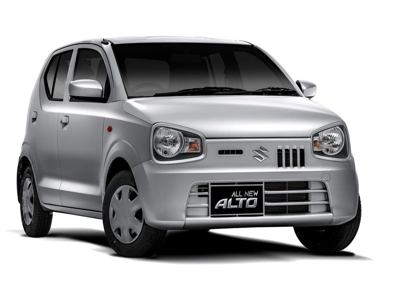 スズキがパキスタンで「アルト」を発売 - 日本の軽自動車規格のモデルをパキスタンでも