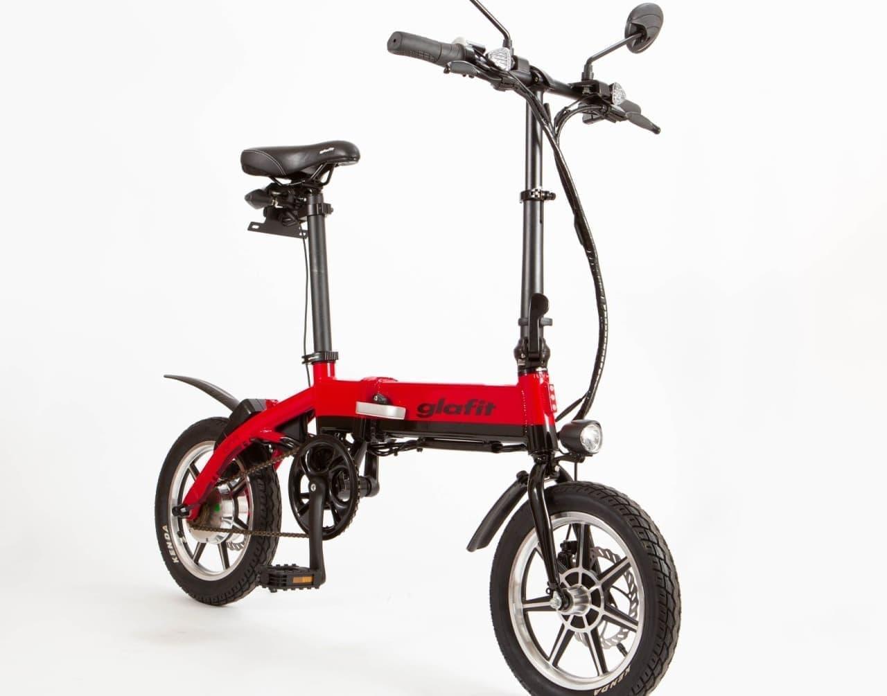「glafitバイクのレンタル試乗」、6月18日スタート