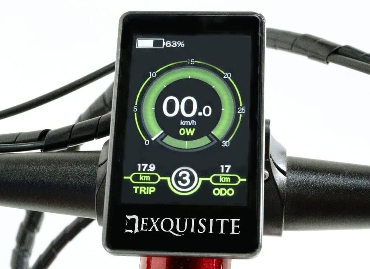 アシスト距離を7割増やす自動充電機能付きの電動アシストMTB「DX」
