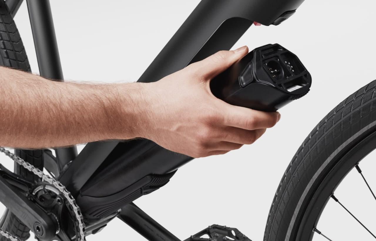 モーターを簡単に外せる電動アシスト自転車Budnitz Bicycles「Model E」