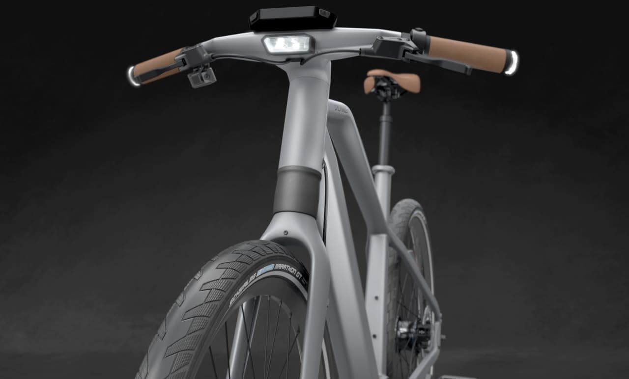 全部入りE-Bike「Calamus One Ultrabike」