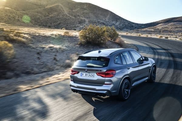 BMW 新型「X3 M」「X4 M」発表 ― 510PSエンジンを搭載した「Competition」も