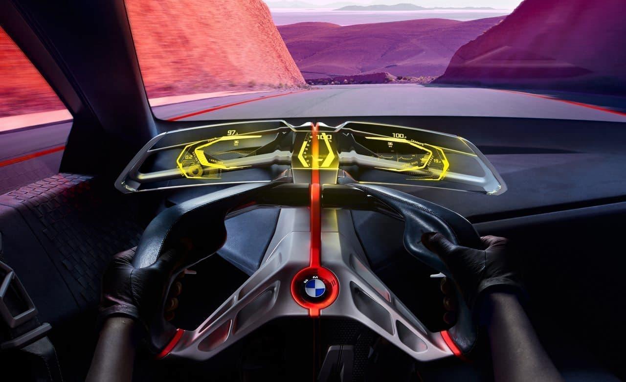 最新テクノロジーでドライビングをもっと楽しく ― BMWのコンセプトカー「VISION M NEXT」